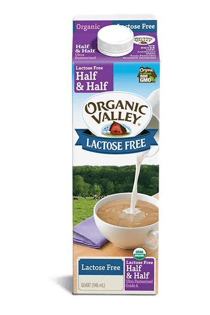 lactose free half half quart