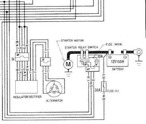 cbr xx blackbird wiring diagrams wiring diagrams