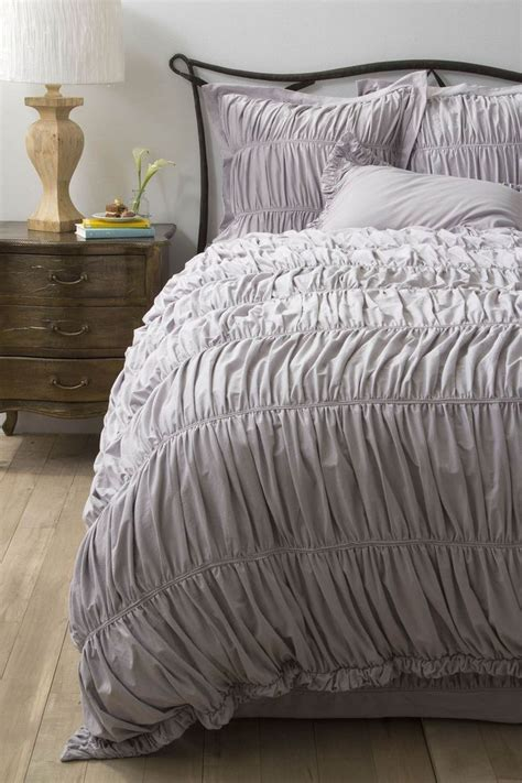 bedding like anthropologie nip anthropologie nimbus king duvet cover 2 ki shams