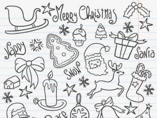 thumb doodles doodle tree vector free vectors ui