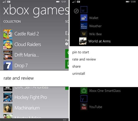 download game mod for windows phone how the windows phone 8 1 xbox games app changes your