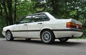 nicest we ve seen 1987 audi 4000cs quattro bring a trailer