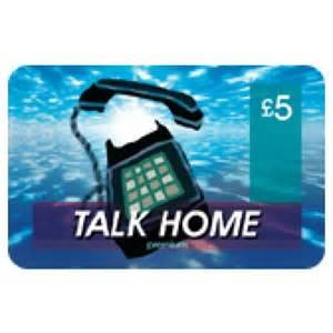 talk home phone card