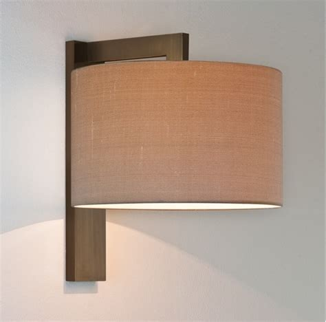 Bedside Wall Lights Chunky Framed Bedside Wall Light