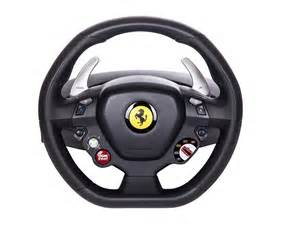 458 Italia Steering Wheel For Xbox 360 Price A Thrustmaster 458 Italia Steering Wheel Gallery