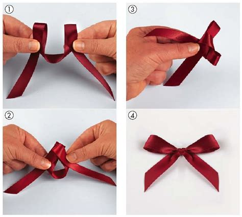 How To Make A Bow Tie Out Of Tissue Paper - bows via http www chicaandjo 2010 01 08