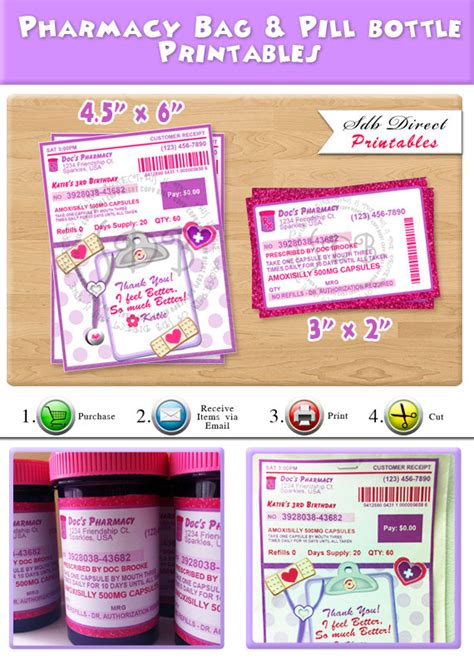 printable viagra labels pill bottle labels printable pictures to pin on pinterest