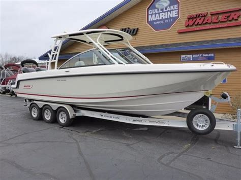 boston whaler vantage boats for sale new boston whaler 270 vantage boats for sale boats