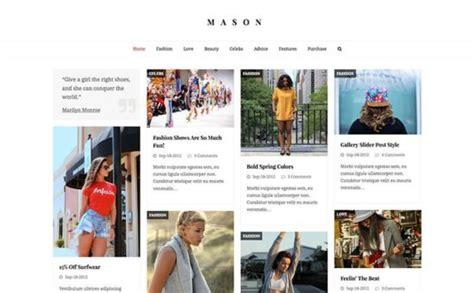 wordpress theme x demo mason blogging total wordpress theme demo wpexplorer