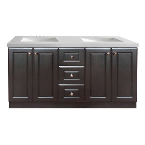 60 vanity cabinet magick woods 60 inch vanity cabinet in chocolate