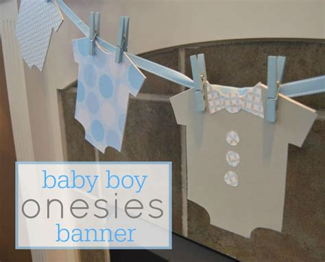 How To Make A Baby Shower Banner by Interesting Ideas How To Make A Baby Shower Banner