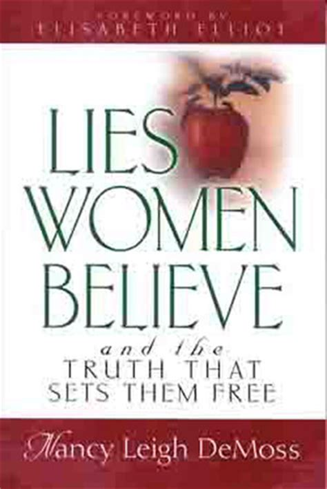 lies believe and the that sets them free by