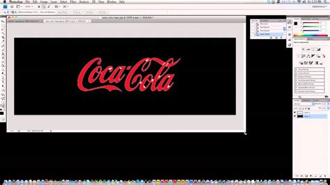 how to remove color in photoshop how to remove a single color background in photoshop