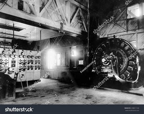 Tesla And Westinghouse Electricty Westinghouse Ac Generator The World S