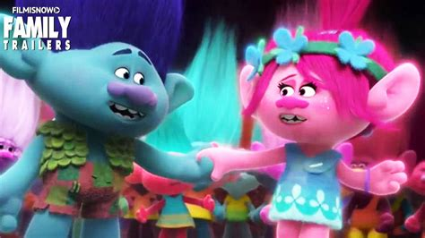 Kaos Family Trolls Disney 1 trolls find out how the animated family was made