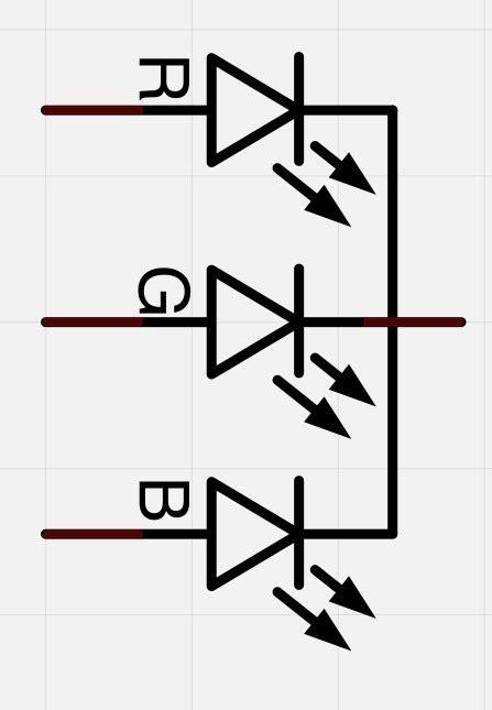 breadboard circuit symbol breadboard layout arduino lesson 3 rgb leds adafruit learning system