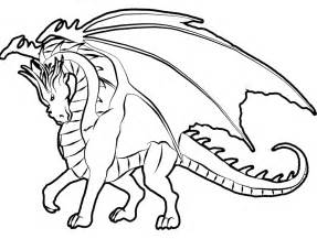 dragons coloring pages printable pictures of dragons az coloring pages