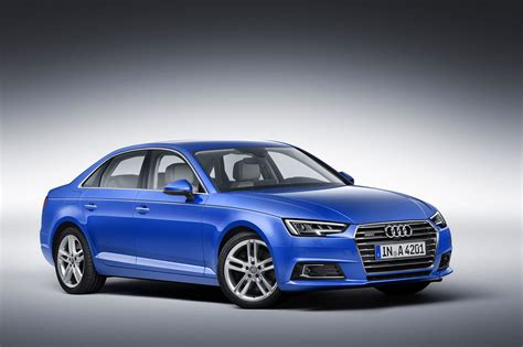 Audi A4 New by New 2016 Audi A4 Pricing And Specs Revealed Auto