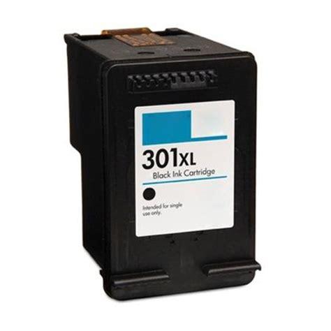 Cart Hp 46clr hp 301xl black remanufactured high capacity ink cartridge printerinks
