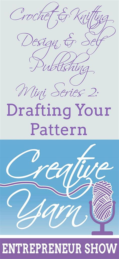 pattern of creative writing 17 best images about self publishing crochet knit patterns