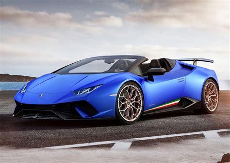 2019 Lamborghini Performante by 2019 Lamborghini Huracan Performante Spyder