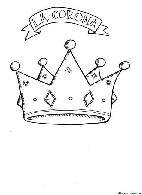 dibujos de princesas para colorear corona de princesa dibujo de una bella corona