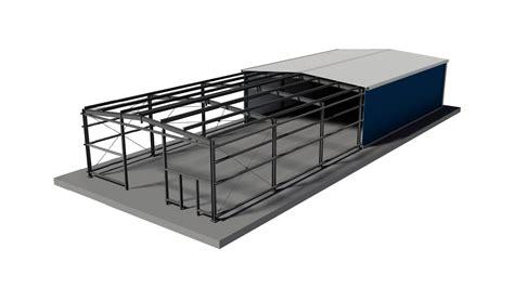 capannone prefabbricato costo kit 12x36 capannone prefabbricato minimal 2 costo e info
