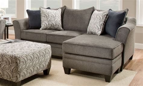albany pewter chaise sofa sectionals living room