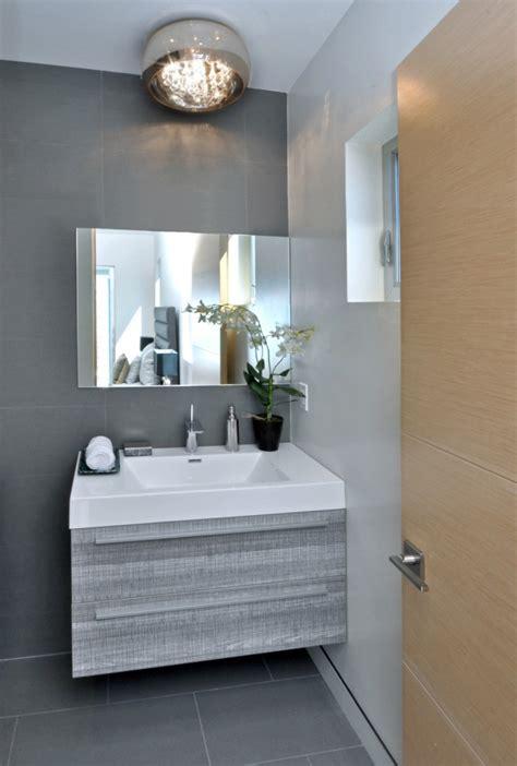 salle de bain plafonnier contemporain luminaires multi