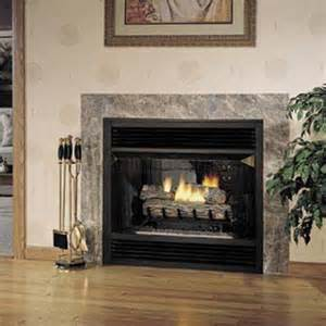 Vent Free See Through Fireplace by 36 Fmi See Thru Louver Faced Vent Free Fireplace