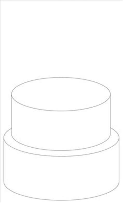 3 tier cake card template cake sketch the sketches