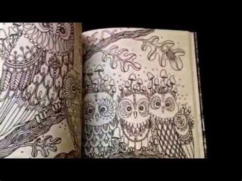 libro daydreams coloring book daydream colouring book flip through dagdrommar daydreaming youtube