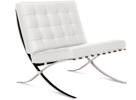 barcelona bench reproduction barcelona chair by mies van der rohe platinum replica