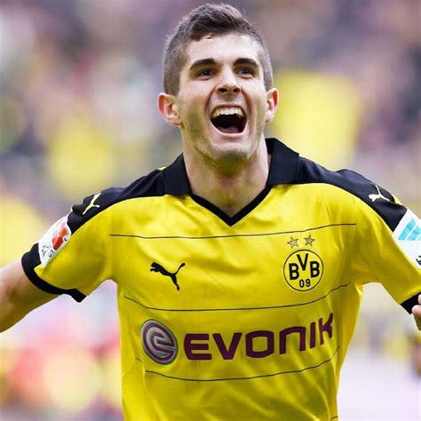 christian pulisic espn christian pulisic youngest non german to score in
