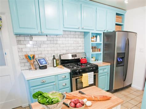 Paint Kitchen Cabinets Diy by Attractive Diy Painted Kitchen Cabinet Ideas Decozilla