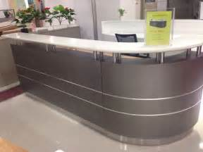Used Salon Reception Desk 17 Best Ideas About Small Reception Desk On Salon Reception Desk Spa Reception Area