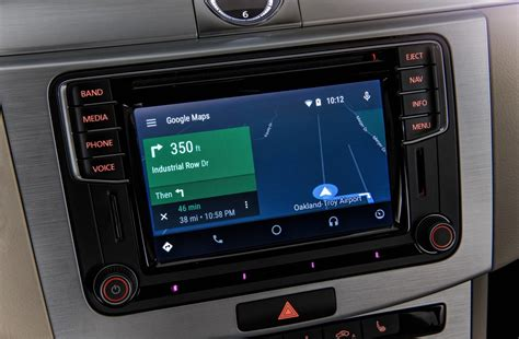 Golf 7 Android Auto by Volkswagen S First Car With Android Auto Starts Landing In