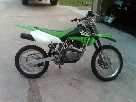 125cc Kawasaki by Kawasaki Dirt Bikes 125 Www Imgkid The Image Kid
