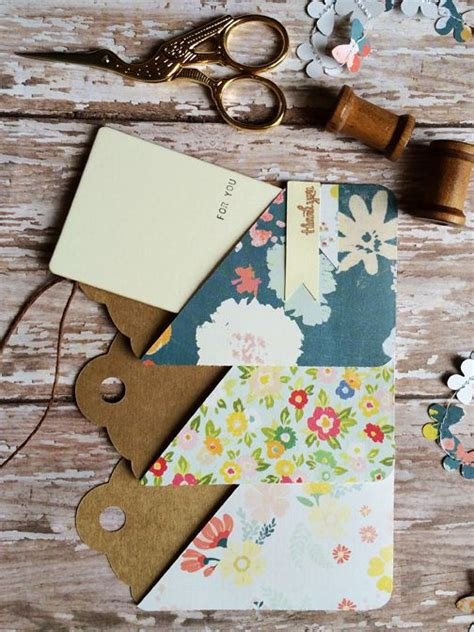 10 creative card display ideas delightfully noted gift cards personalize the impersonal gift tag you re it wraps shapes and