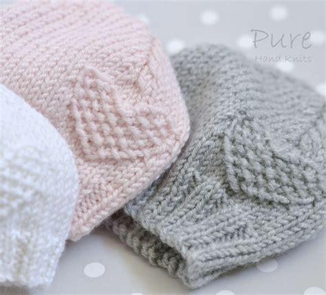 knitting pattern premature baby hat preemie and newborn baby hat easy knitting pattern