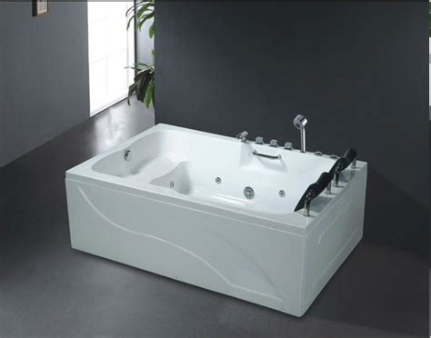 mini bathtubs no b275 two person massage spa bathtub freestanding mini