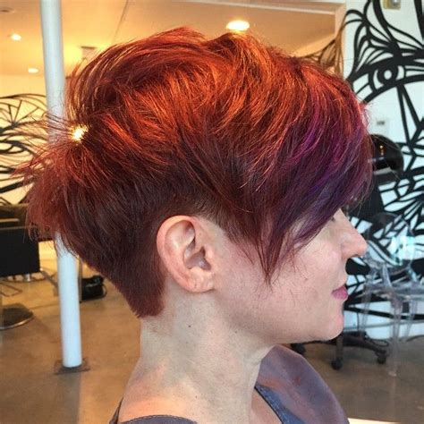 short hair styles with weight line pixie haircuts with weight line in back short hairstyle 2013