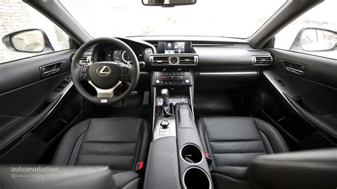 lexus is300 interior lexus is 300h f sport review autoevolution