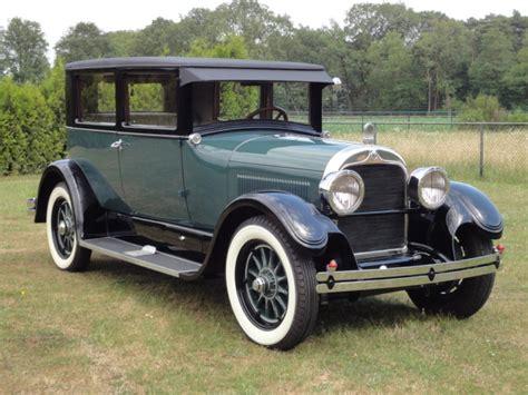 Classic Home Interior cadillac 1925 v63 victoria sold retrolegends classic