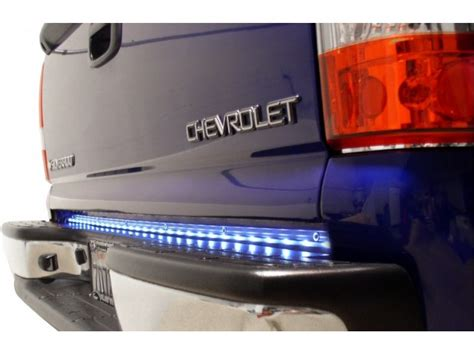 Led Light Bar For Truck Tailgate Rage Led Tailgate Light Bars Truckstuffdirect Truck Accessories