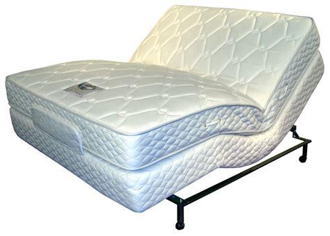 invacare standard adjustable bed