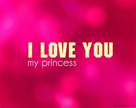 princess love you are my princess quotes quotesgram
