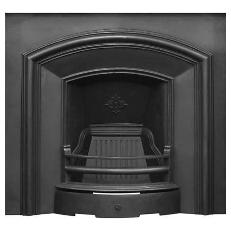 Cast Iron Fireplace Black by Plate Black Finish Cast Iron Fireplace Insert Rx092a