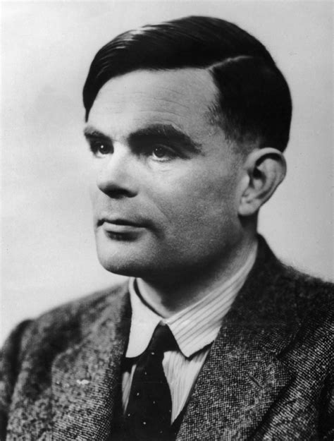 alan turing  mathematician biography facts  quotes