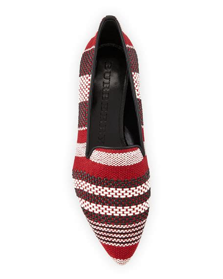 Burberry Bu8888 Wh For 1 burberry graydonson striped woven flat parade